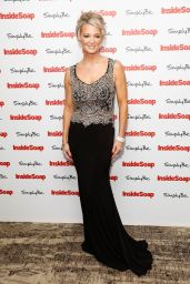 Gillian Taylforth at Inside Soap Awards 2017 in London