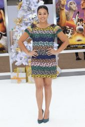"Gina Rodriguez – ""The Star"" World Premiere in LA"
