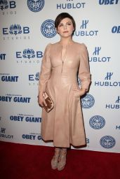 "Ginnifer Goodwin - ""Obey Giant"" Premiere in Los Angeles"