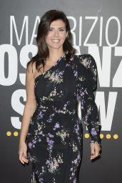 Giovanna Rei - Maurizio Costanzo Show in Rome 11/22/2017