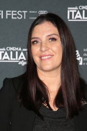 "Gisela Marengo – ""A Ciambra"" Screening, Cinema Italian Style in Los Angeles"