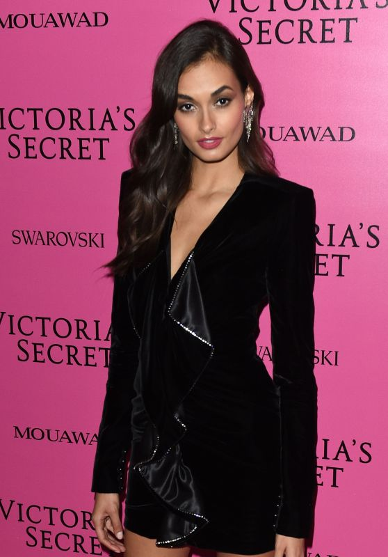 Gizele Oliveira – Victoria's Secret Fashion Show After Party in Shanghai 11/20/2017