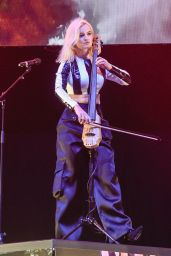 Grace Chatto – The Radio City Christmas Live 2017 Gig in Liverpool