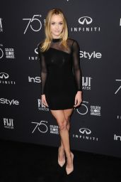 Greer Grammer – HFPA and InStyle Celebrate Golden Globe Season in Los Angeles 11/15/2017