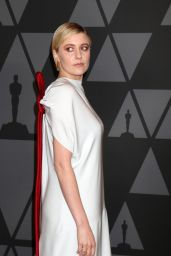Greta Gerwig – Governors Awards 2017 in Hollywood