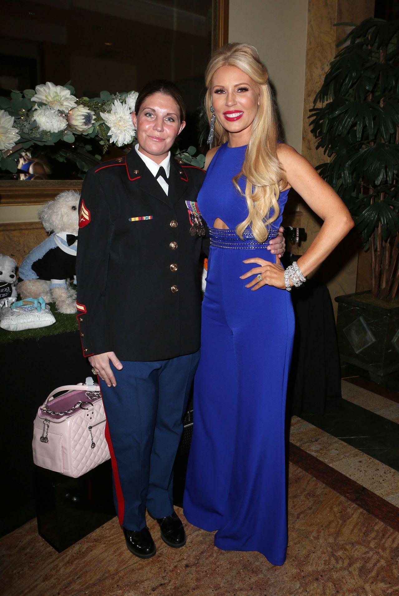 Gretchen Rossi – 2017 Vanderpump Dog Foundation Gala in Los Angeles