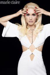 Gwen Stefani - Marie Claire Magazine US December 2017