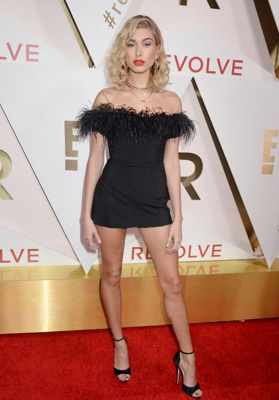 Hailey Baldwin – #REVOLVEawards 2017 in Hollywood