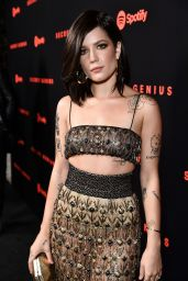 Halsey - Spotify Secret Genius Awards 2017 in Los Angeles