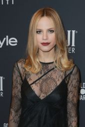 Halston Sage – HFPA and InStyle Celebrate Golden Globe Season in Los Angeles 11/15/2017