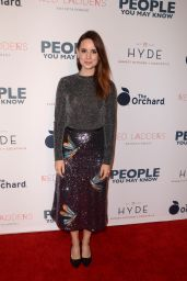 """Hannah Marie – """"People You May Know"""" Premiere in Los Angeles"""