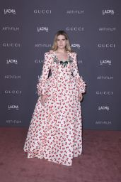 Hari Nef – 2017 LACMA Art and Film Gala in Los Angeles