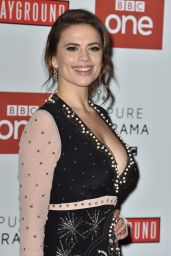 "Hayley Atwell - ""Howards End"" TV show Screening in London 11/01/2017"