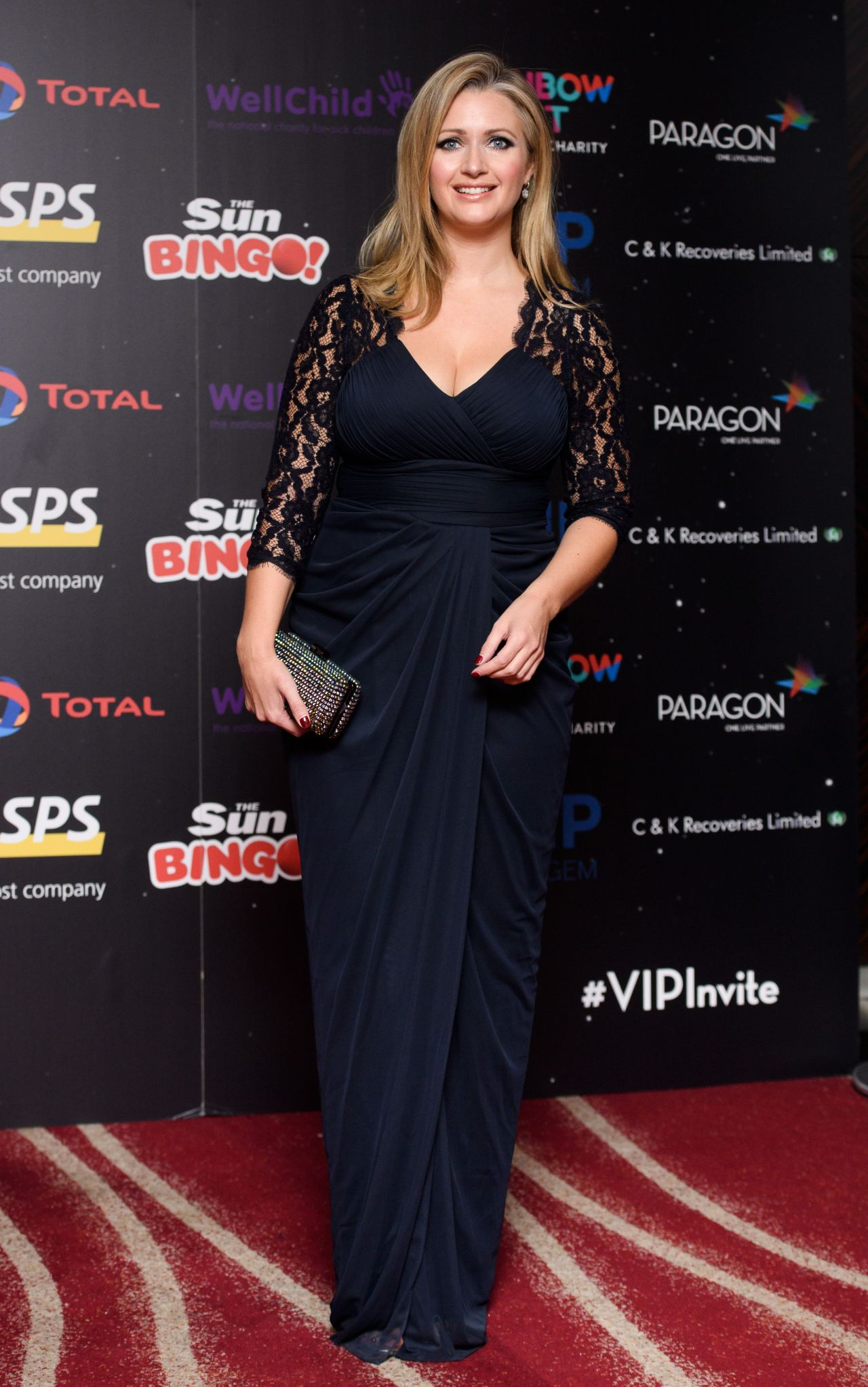 Hayley McQueen - An Evening With Stars in London 11/08/2017