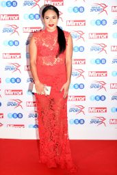 Heather Watson – Pride of Sport Awards 2017 in London