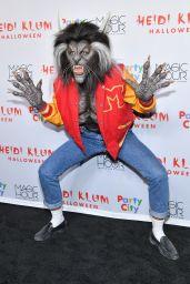 Heidi Klum – Heidi Klum Halloween Party in New York 10/31/2017
