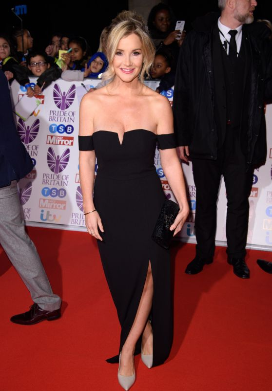 Helen Skelton – Pride of Britain Awards 2017 in London