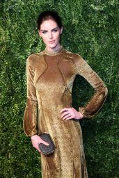 Hilary Rhoda – CFDA/Vogue Fashion Fund Awards 2017 in NYC 11/06/17