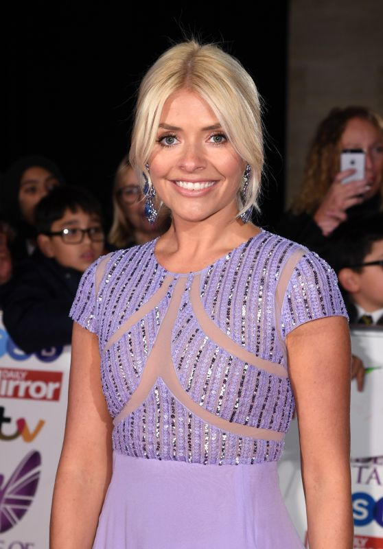 Holly Willoughby – Pride of Britain Awards 2017 in London