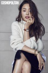 Honey Lee - Cosmopolitan Magazine December 2017