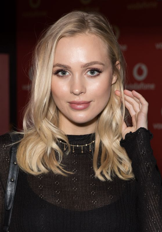 Ianthe Rose Cochrane-Stack – Vodafone Passes Launch in London 11/01/2017