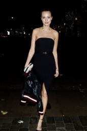 Ianthe Rose - Lipsy Winter Wonderland Party in London 11/22/2017