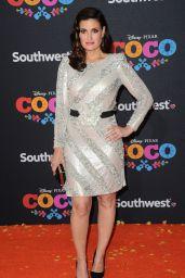 """Idina Menzel – """"Coco"""" Premiere in Los Angeles"""