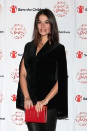 Ilaria Spada - Save the Children Charity Party in Milan 11/15/2017