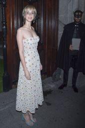 Ingrid García Jonsson – Dior Party in Madrid 11/22/2017