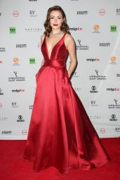 Italia Ricci – International Emmy Awards 2017 in New York City