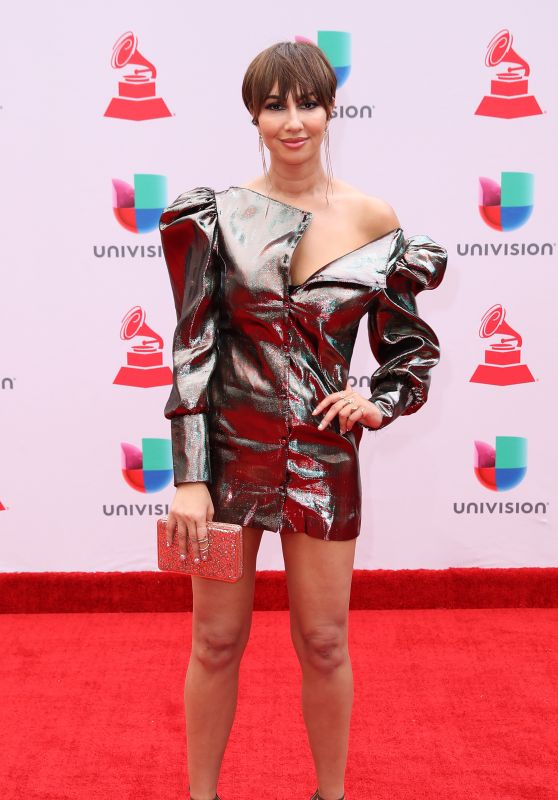 Jackie Cruz – Latin Grammy Awards 2017 Las Vegas