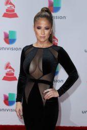 Jackie Guerrido – Latin Grammy Awards 2017 Las Vegas