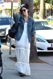 Jaimie Alexander - Out in Los Angeles 11/05/2017