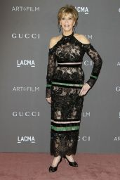 Jane Fonda – 2017 LACMA Art and Film Gala in Los Angeles