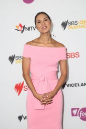 Janice Petersen – Photocall with the SBS faces of 2018 in Sydney 11/14/2017