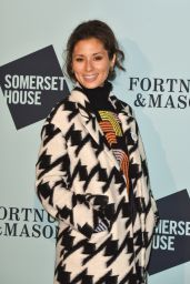 Jasmine Hemsley - Skate at Somerset House Launch Party in London 11/14/2017