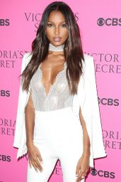 Jasmine Tookes - 2017 VS Fashion Show Viewing Party in NYC