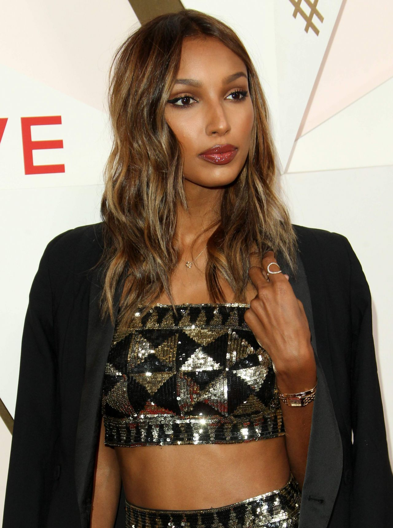 Jasmine Tookes Revolveawards 2017 In Hollywood