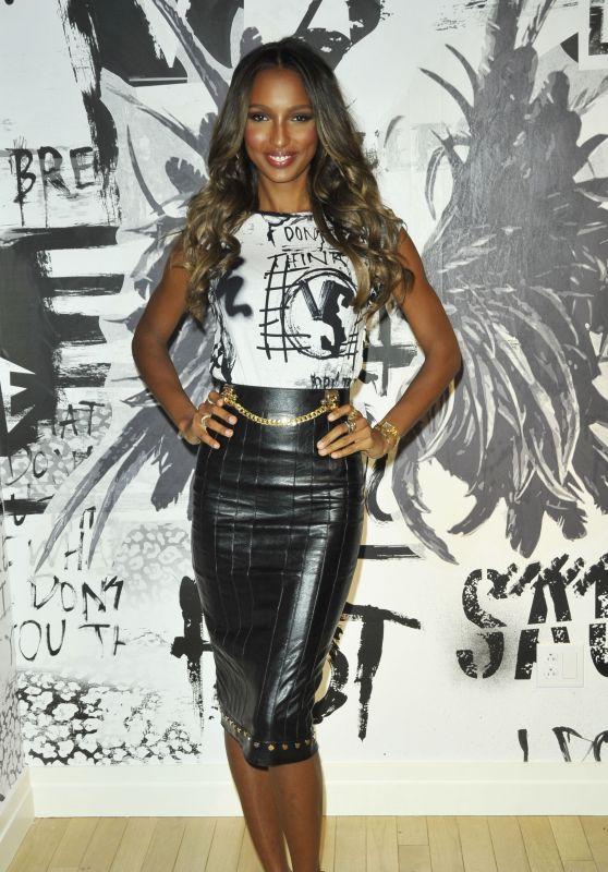 Jasmine Tookes – VS Fashion Show and the new VS X Balman NYC
