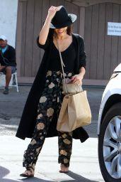 Jenna Dewan - Out in Los Angeles 11/21/2017