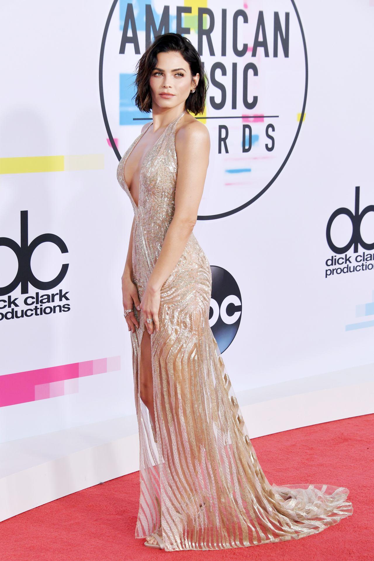 Jenna Dewan Tatum – American Music Awards 2017 in Los Angeles