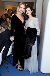 Jenna-Louise Coleman - Dinner Celebrating British Vogue