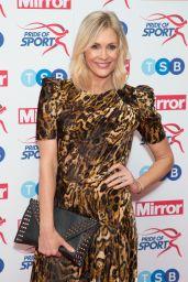 Jenni Falconer – Pride of Sport Awards 2017 in London