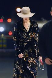 Jennifer Lawrence at JFK Airport in NYC 11/21/2017