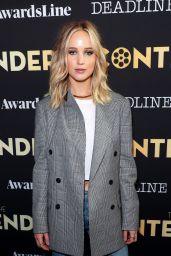 Jennifer Lawrence - Deadline Hollywood Presents The Contenders 2017 in LA