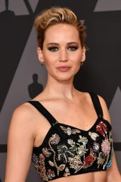 Jennifer Lawrence – Governors Awards 2017 in Hollywood