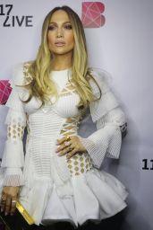 Jennifer Lopez at BASE Dubai in Dubai 11/16/2017