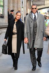 Jennifer Lopez Style - Out in New York City 11/07/2017