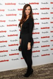 Jennifer Metcalfe at Inside Soap Awards 2017 in London