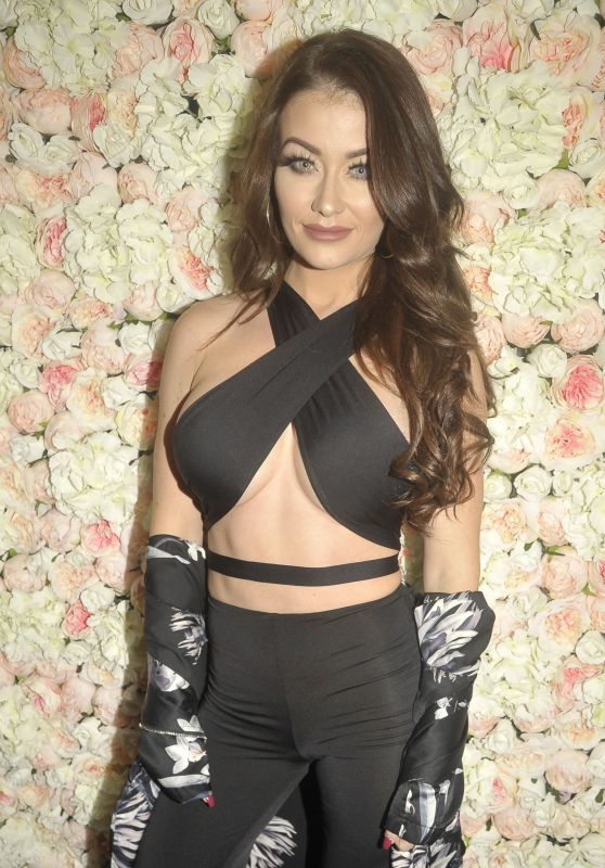 Jess Impiazzi - Ultimate Celebrity Make Up Masterclass in Manchester 11/25/2017